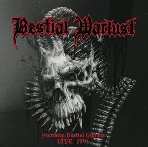 BESTIAL WARLUST / STORMING BESTIAL LEGIONS-LIVE '96