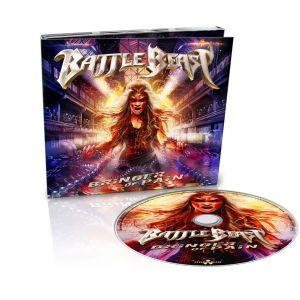 BATTLE BEAST / バトル・ビースト / BRINGER OF PAIN<DIGI>