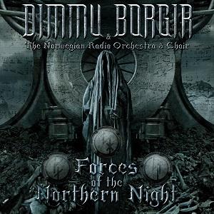 DIMMU BORGIR / ディム・ボルギル(ディム・ボガー) / FORCES OF THE NORTHERN NIGHT  / フォーセズ・オブ・ザ・ノーザン・ナイト~ライヴ・イン・オスロ2011<2CD>