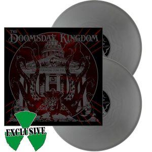 DOOMSDAY KINGDOM / THE DOOMSDAY KINGDOM<SILVER VINYL>