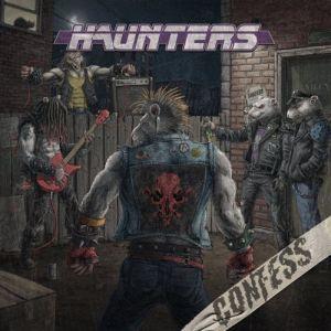 CONFESS / HAUNTERS