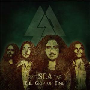 SEA(METAL) / シー(METAL) / THE GRIP OF TIME / ザ・グリップ・オブ・タイム<直輸入盤国内仕様>