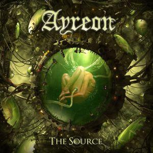 AYREON / エイリオン / THE SOURCE<2CD+DVD>