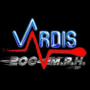 VARDIS / ヴァーディス / 200 MPH EP