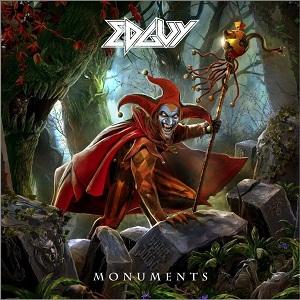 EDGUY / エドガイ / MONUMENTS / モニュメンツ<2CD+DVD>