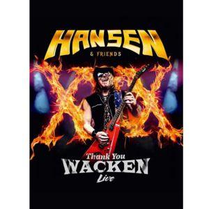 KAI HANSEN / カイ・ハンセン / THANK YOU WACKEN - LIVE AT WACKEN 2016<BLU-RAY+CD>  / サンキュー・ヴァッケン~ライヴ・アット・ヴァッケン・オープン・エア2016<初回限定盤ブルー・レイ+CD>