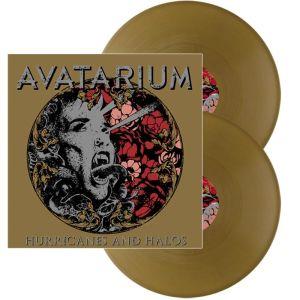 AVATARIUM / アヴァタリアム / HURRICANES AND HALOS<2LP/GOLD VINYL>