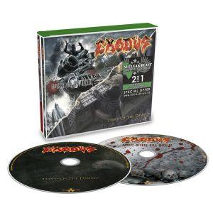 EXODUS / エクソダス / TEMPO OF THE DAMNED/SHOVEL HEADED KILL MACHINE