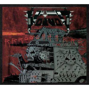 VOIVOD / ヴォイヴォド / RRROOOAAARRR<DELUXE EXPANDED EDITION/2CD+DVD>