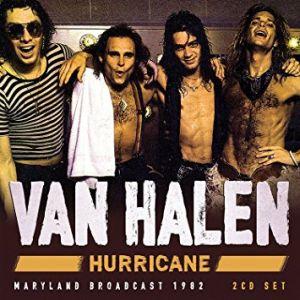 VAN HALEN / ヴァン・ヘイレン / HURRICANE