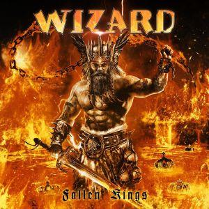 WIZARD(METAL) / FALLEN KINGS<DIGI>