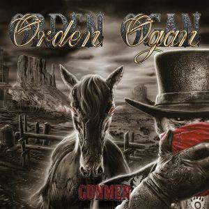 ORDEN OGAN / オルデン・オーガン / GUNMEN<CD+DVD/DIGI>