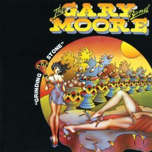 GARY MOORE BAND / ゲイリー・ムーア / GRINDING STONE