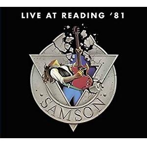 SAMSON (METAL) / サムソン / LIVE AT READING '81<DIGI>