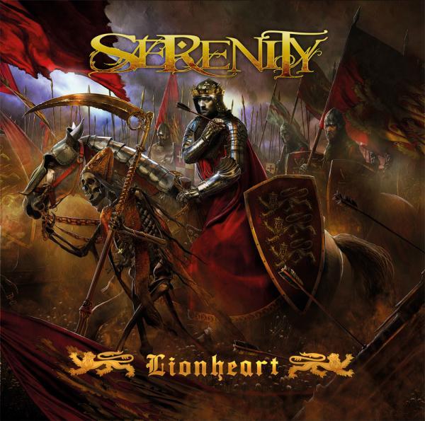 SERENITY (from Austria) / セレニティー / LIONHEART / ライオン・ハート
