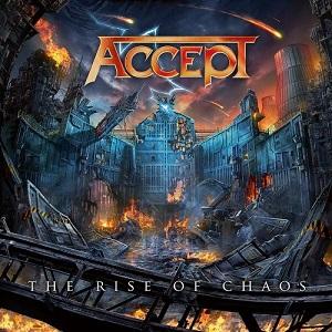 ACCEPT / アクセプト / THE RISE OF CHAOS / ザ・ライズ・オブ・ケイオス<完全生産限定CD+Tシャツ(Lサイズ)>
