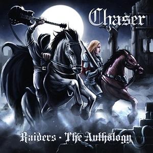 CHASER(NWOBHM) / RAIDERS-THE ANTHOLOGY<BLUE VINYL>