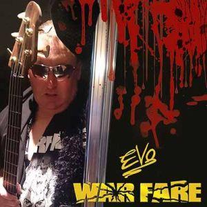 EVO / WARFARE<RED VINYL>