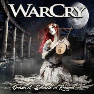 WARCRY(SPAIN) / ウオークライ(スペイン) / DONDE EL SILENCIO SE ROMPIO<SLIPCASE/DIGI>