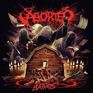 ABORTED / アボーテッド / BATHOS<BLACK 7INCH>