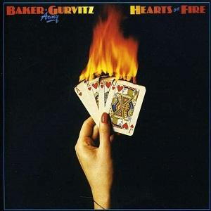 BAKER GURVITZ ARMY / ベイカー・ガーヴィッツ・アーミー / HEARTS ON FIRE / 燃え上がる魂<紙ジャケット/SHM-CD>