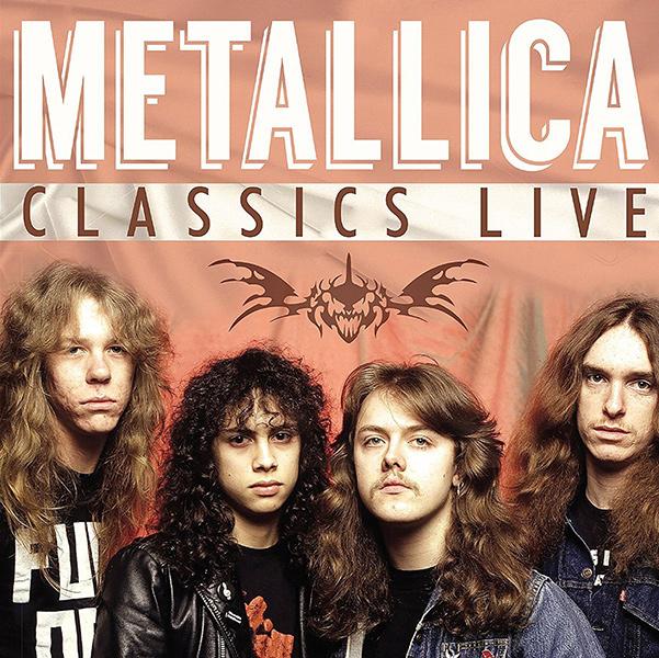 METALLICA / メタリカ / CLASSICS LIVE