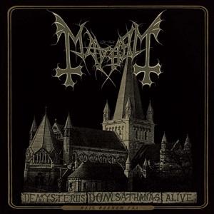 MAYHEM / メイヘム / DE MYSTERIIS DOM SATHANAS ALIVE / デ・ミステリイス・ドム・サタナス・アライヴ<CD+DVD>