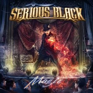 SERIOUS BLACK / シリアス・ブラック / MAGIC / マジック<初回限定盤CD+ライヴCD>
