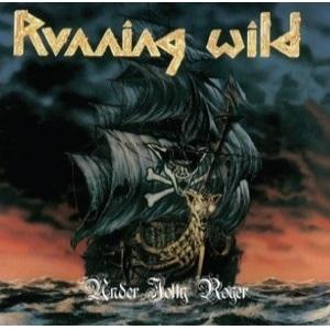 RUNNING WILD / ランニング・ワイルド / UNDER JOLLY ROGER