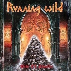 RUNNING WILD / ランニング・ワイルド / PILE OF SKULLS