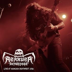 V.A. (ASAKUSA DEATHFEST) / Live at Asakusa Deathfest 2016