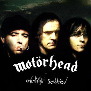 MOTORHEAD / モーターヘッド / OVERNIGHT SENSATION<LP/REISSUE>