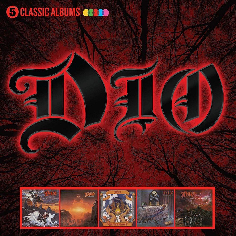 DIO / ディオ / 5 CLASSIC ALBUMS
