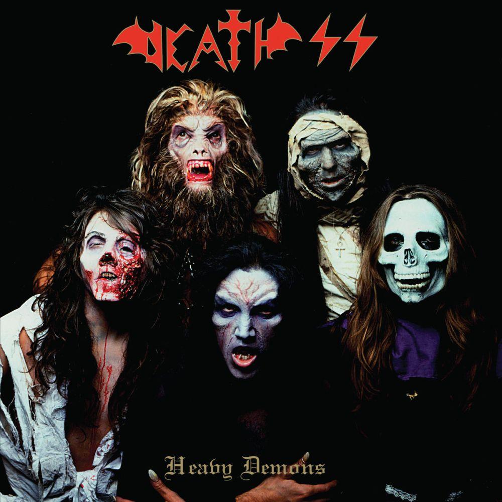 DEATH SS / HEAVY DEMONS
