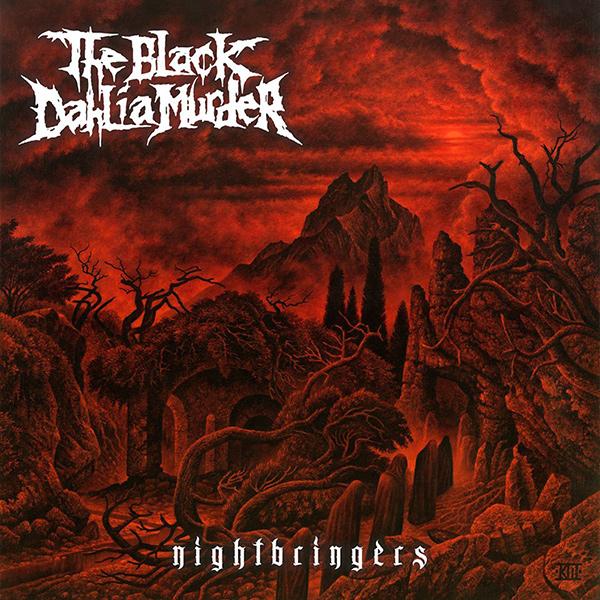 BLACK DAHLIA MURDER / ブラック・ダリア・マーダー / NIGHTBRINGERS / ナイトブリンガーズ