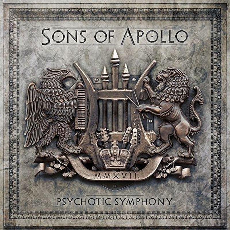 SONS OF APOLLO / サンズ・オブ・アポロ / PSYCHOTIC SYMPHONY