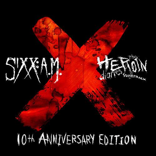 SIXX:A.M. / シックス:エイ・エム / THE HEROIN DIARIES / ザ・ヘロイン・ダイアリーズ~10周年記念盤<通常盤CD>