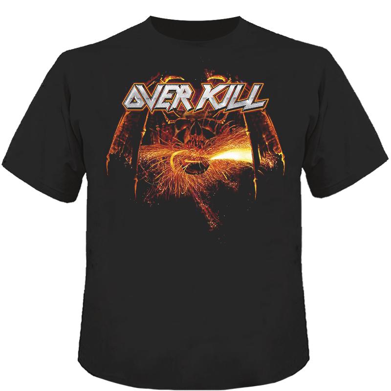 OVERKILL / オーヴァーキル / GRINDING WHEEL EUROPE TOUR