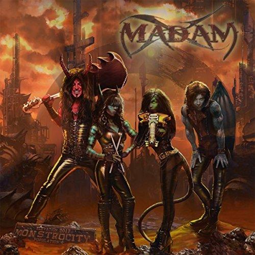 MADAM X / マダム・エックス / MONSTROCITY