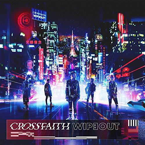 CROSSFAITH / クロスフェイス / WIPEOUT<初回生産限定盤A>