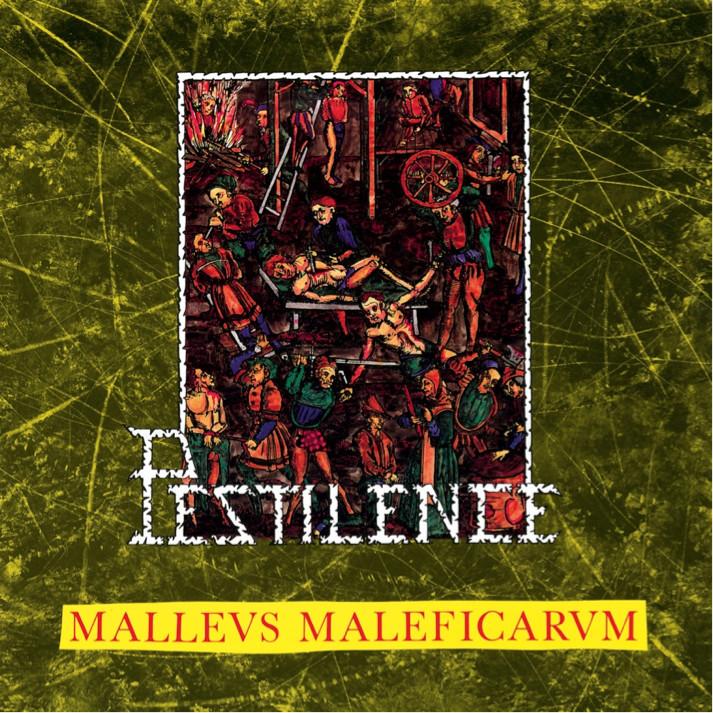 PESTILENCE / ペスティレンス / MALLEUS MALEFICARUM