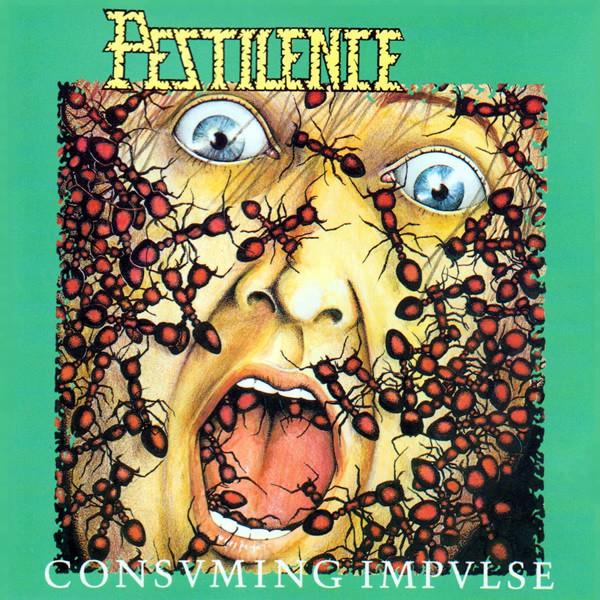 PESTILENCE / ペスティレンス / CONSUMING IMPULSE