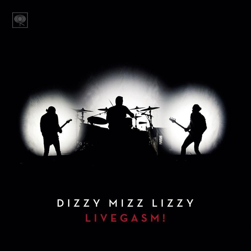 DIZZY MIZZ LIZZY / ディジー・ミズ・リジー / LIVEGASM !<2LP>