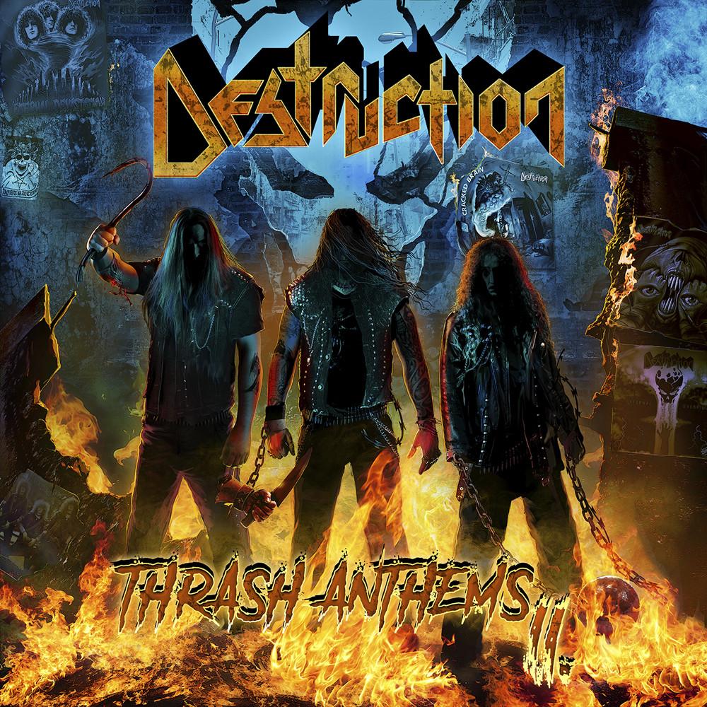 DESTRUCTION / デストラクション / THRASH ANTHEMS II