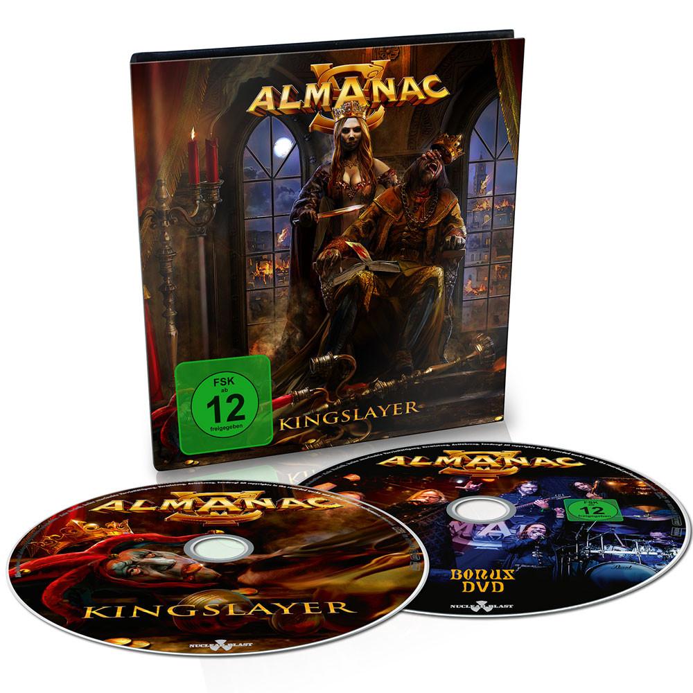 ALMANAC / アルマナック (METAL) / KINGSLAYER
