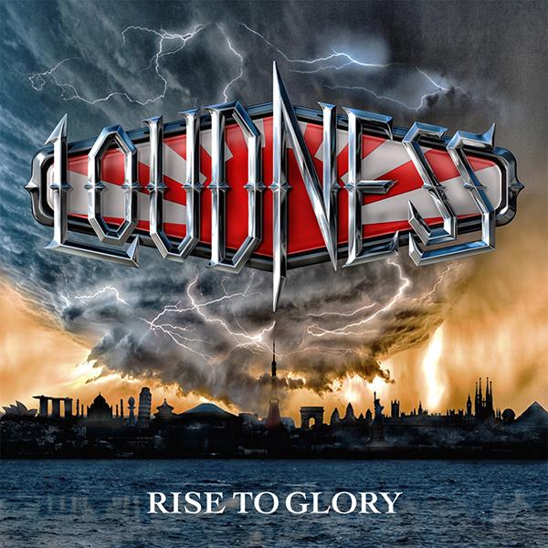 LOUDNESS / ラウドネス / RISE TO GLORY / ライズ・トゥ・グローリー<通常盤CD>