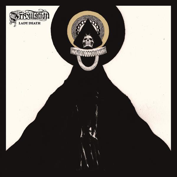 TRIBULATION / トリビュレーション / LADY DEATH <BLACK 7INCH>