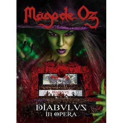 MAGO DE OZ / DIABULUS IN OPERA<2CD+DVD>