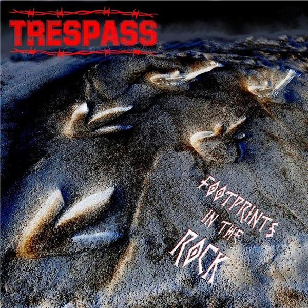 TRESPASS / トレスパス / FOOTPRINTS IN THE ROCK / フットプリンツ・イン・ザ・ロック<直輸入盤国内仕様>