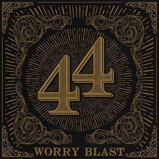WORRY BLAST / ウォーリー・ブラスト / .44<直輸入盤国内仕様>